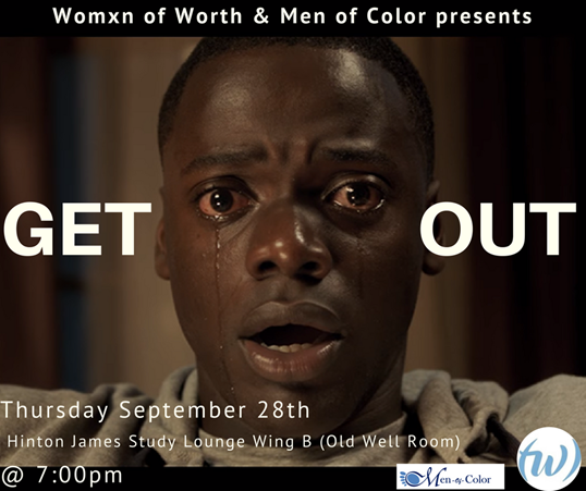 Get Out Movie Showing And Discussion